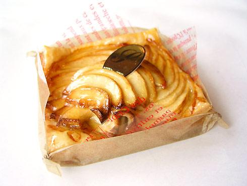 サクサクりんごパイ