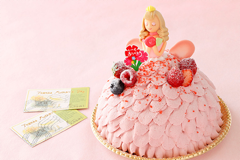 〜2018母の日アントルメ〜『プリンセス』水戸産 とのか苺使用