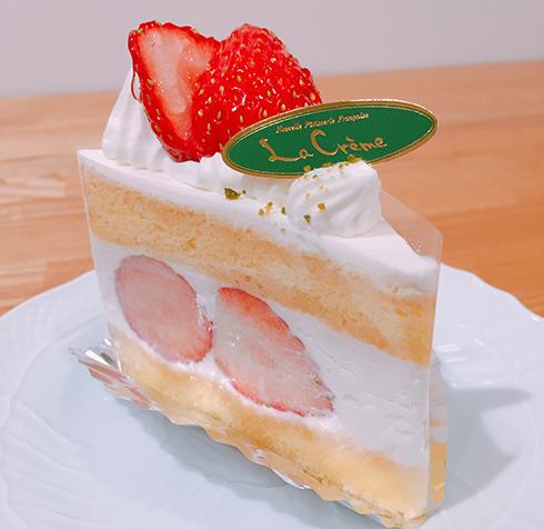 オリジナルショートケーキ