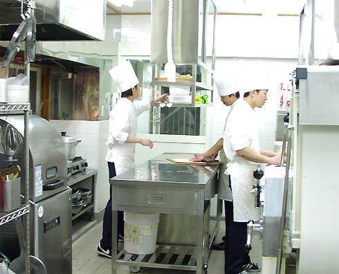 厨房風景2