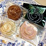 ショコラクッキー3種