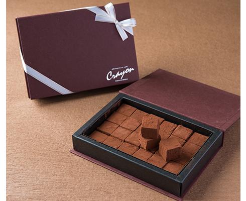 生チョコレート「尾山台の石畳」
