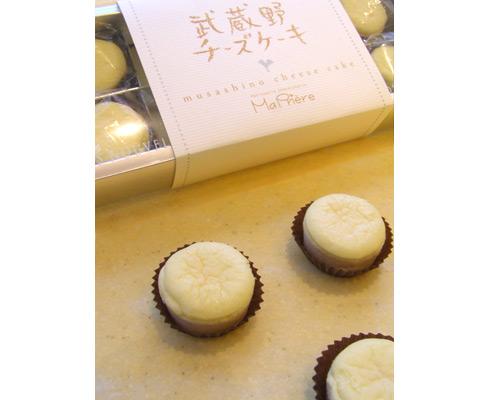 武蔵野チーズケーキ