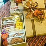 秋の贈り物各種