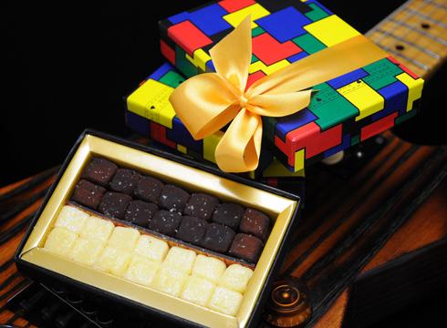 生チョコレート 2種類