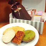 Au Fin Paletの焼き菓子たち