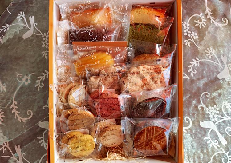 美浜シュクレ 焼菓子15点入
