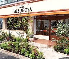 SWEETS MIZUNOYA お店の写真