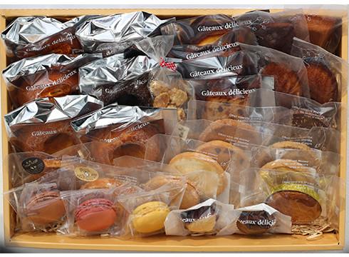 エルプランタンボックス(焼菓子詰合わせ)