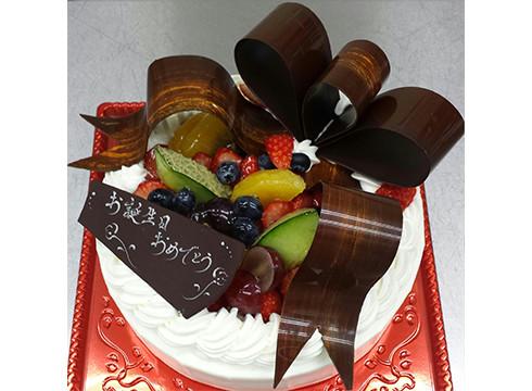 特注アニバーサリー・デコレーションケーキ