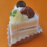 【季節限定】秋色ショートケーキ