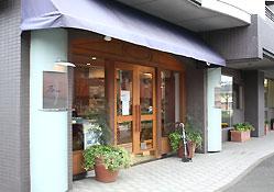 ケーキハウス ノリコ お店の写真