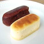 とびっきりチーズ・蒸し焼きショコラ