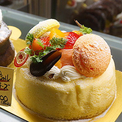 Today'sスペシャルスフレチーズ