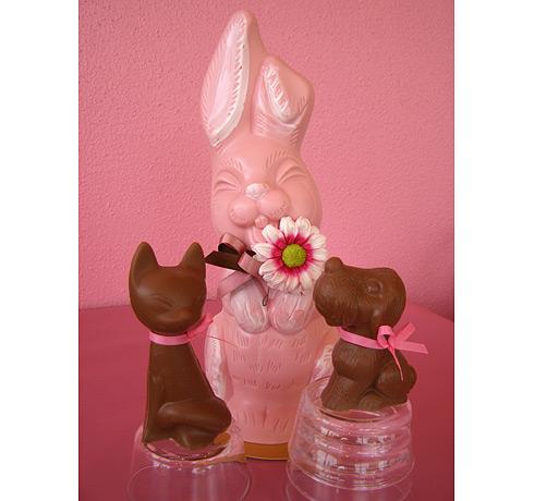 型ぬきチョコレイトたち (ミニアニマル)