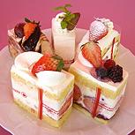 小物ケーキたち